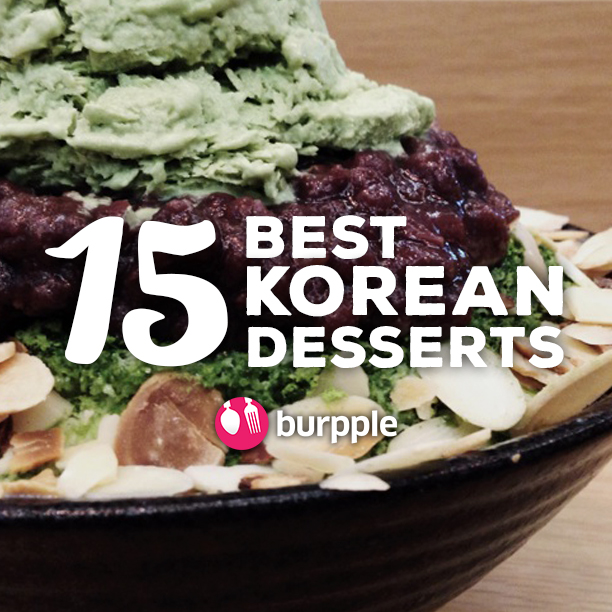 15 Best Korean Desserts in Singapore