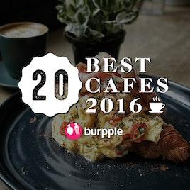 20 Best Cafes 2016