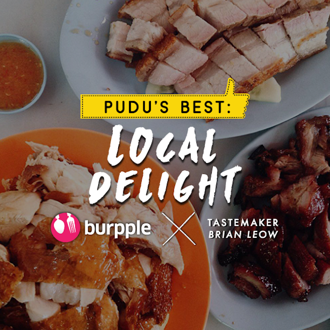Pudu's Best: Local Delights