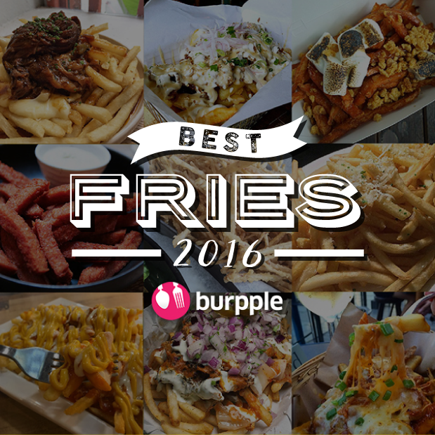Best Fries in Singapore 2016
