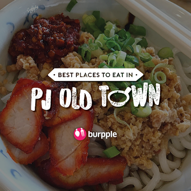 Best Places To Eat In PJ Old Town