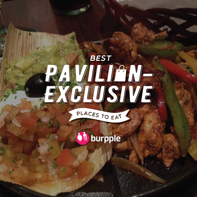 Best Pavilion-Exclusive Places To Eat