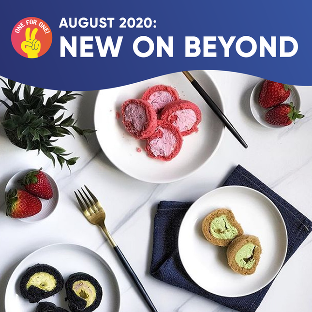 New on Beyond: August 2020