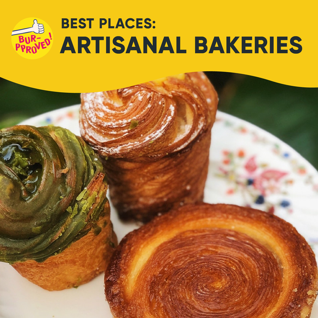 Best Artisanal Bakeries in Singapore