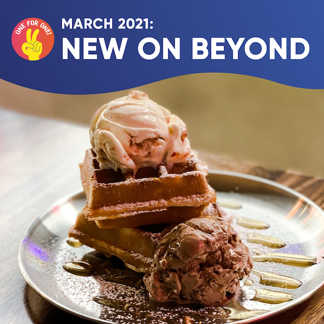 New on Beyond: March 2021