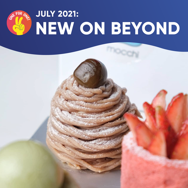 New on Beyond: July 2021
