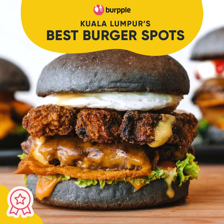 KL's Best Burger Spots