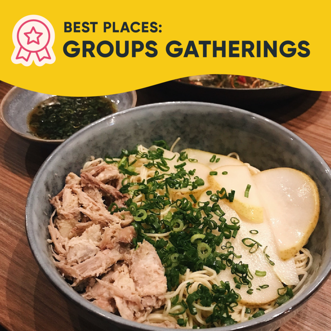 Best Places for Groups Gatherings in KL