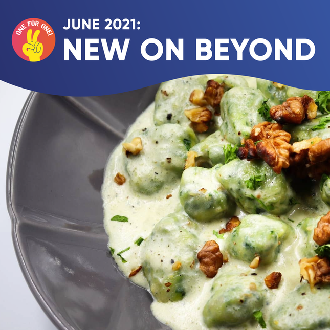 New on Beyond: June 2021