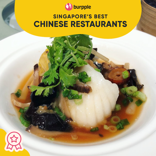 Best Chinese Restaurants in Singapore