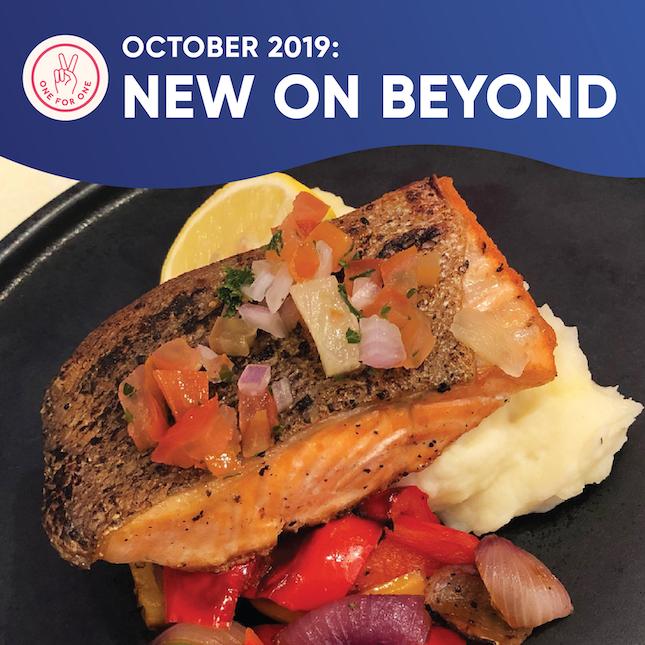 New On Burpple Beyond: October 2019