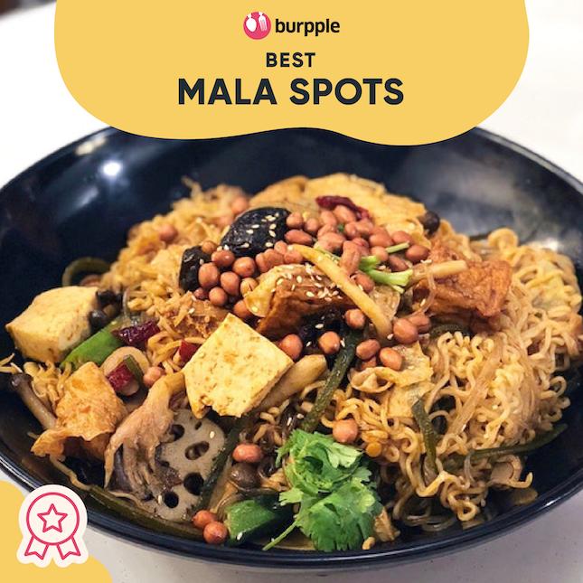 Best Mala Spots in Singapore
