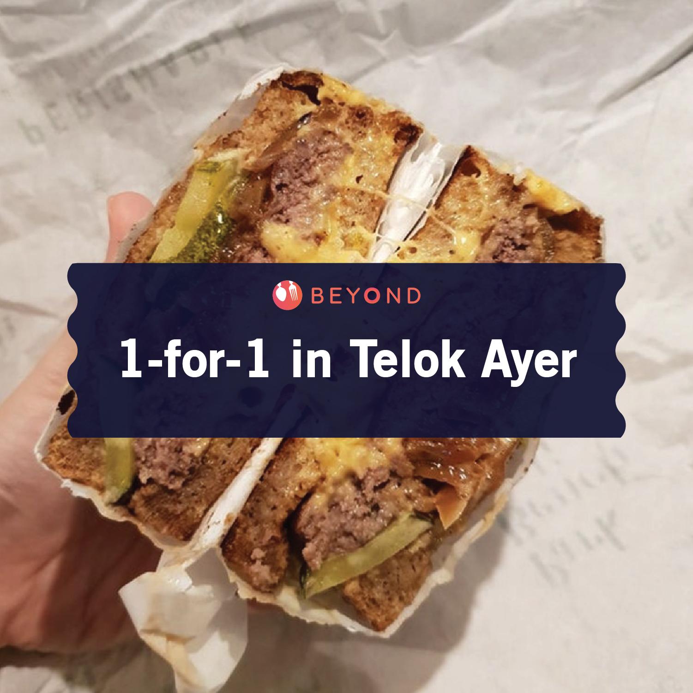 1-for-1 in Telok Ayer