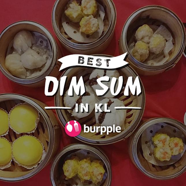 Best Dim Sum In KL