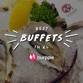 Best Buffets In KL