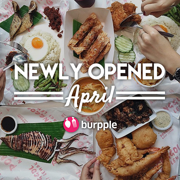 New Restaurants, Cafes and Bars: April 2015