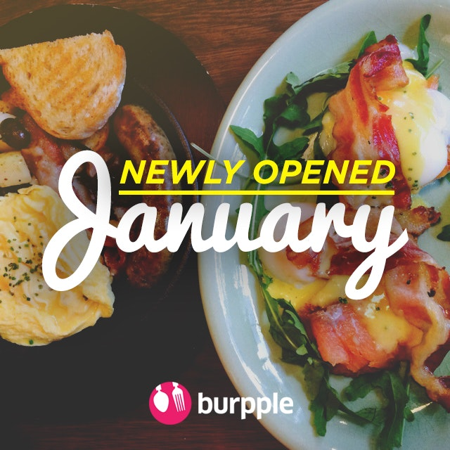 New Restaurants, Cafes and Bars: January 2015