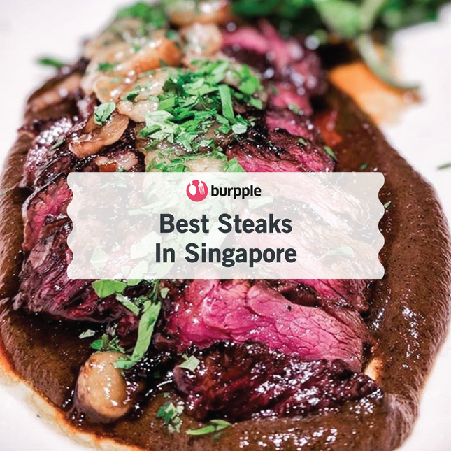 Best Steaks in Singapore