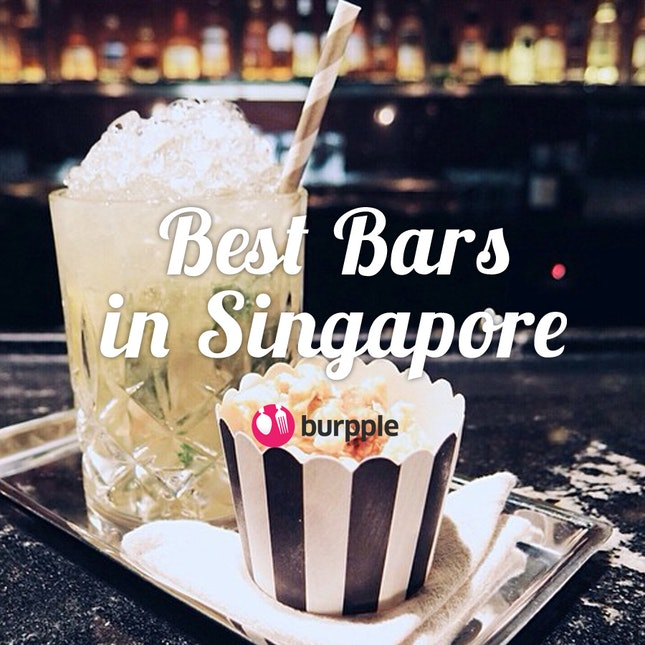 Best Bars In Singapore