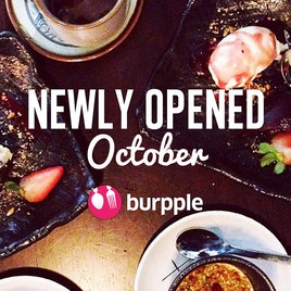 New Restaurants, Cafes And Bars: October 2014
