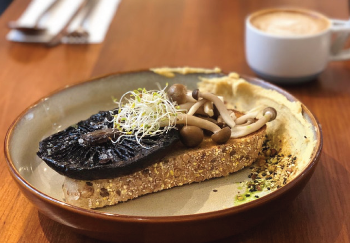 Best Cafes in Singapore