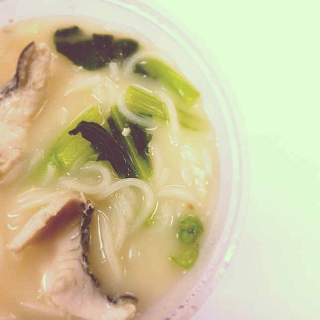Prefect #lunch for sucha cold and rainy day like this!