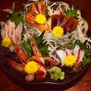 Mixed Sashimi Platter @ Yumeya Restaurant #instaplace #instaplaceapp #instagood #travelgram #photooftheday #instamood #picoftheday #instadaily #photo #instacool #instapic #picture #pic @instaplacemobi #place #earth #world  #singapore #SG #rivervalley #yumeyajapaneserestaurant #food #foodporn #restaurant #street #yummy #sushi #yumeya #japanese