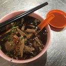 鹵水鴨粿汁