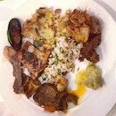 First Buka Puasa buffet in 4 years!