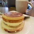 Breakfast Ham Panwich ($5.9)