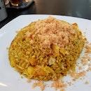 Pineapple Fried Rice ($5.5)