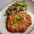 Chicken Parmigiana ($26