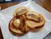 Buttermilk Pancakes ($18)