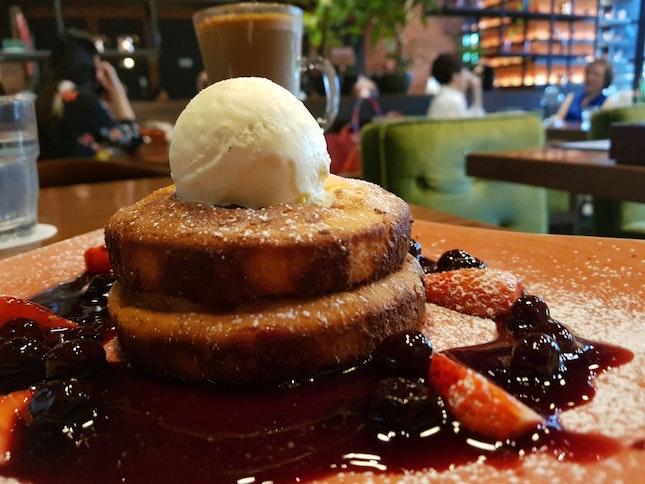 Premium Pancakes ($14)