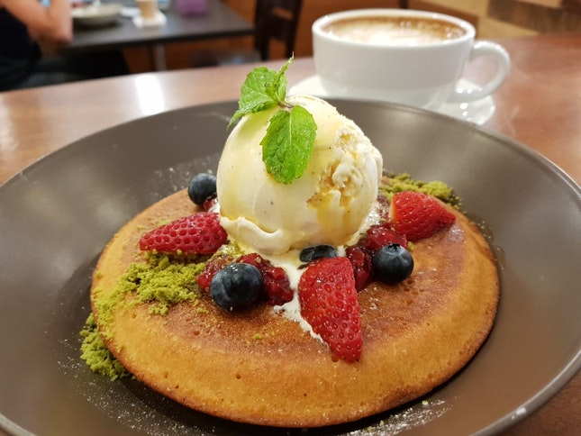 Gula Malaka Hotcakes