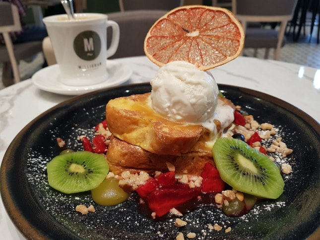 Fruity French Toast ($13.9)