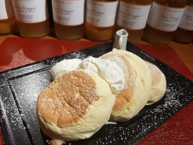 Original Pancakes ($15)