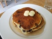 Chocolate chip Pancakes ($12)