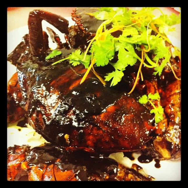 Black pepper #crabs!!