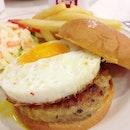 Chicken Super Burger