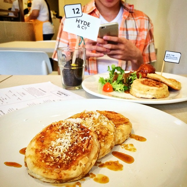 Bugis Cafe Spots