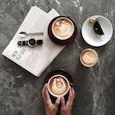 || Coffee moments || #unclejack #happyplugs #happyplugssg #flatlays #burpple #bonappetitbkk #coffeeshopvibes #tslmakan
