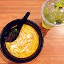 Katong Laksa with Lime Juice