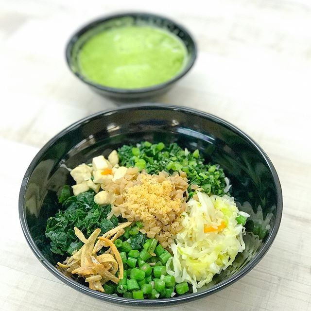Thunder Tea Rice (Joo Chiat)