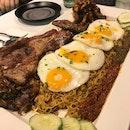 Indomie Platter