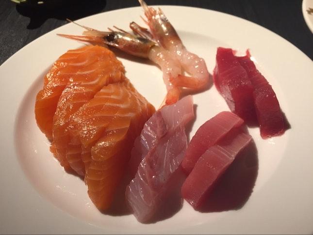 Sashimi Feast!