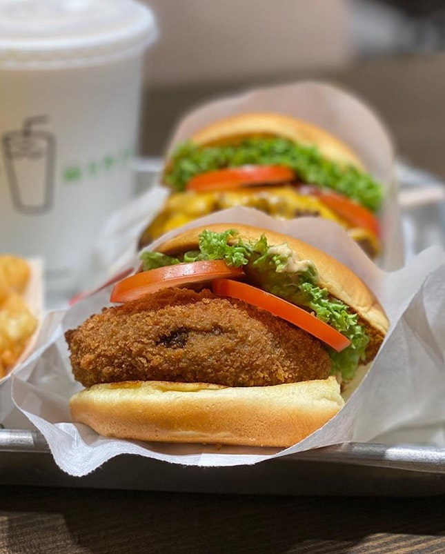 'Shroom Burger ($10.80)  Favouritest burger of all time!