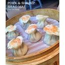 the very Juicy Pork and Shrimp Dumplings were incredibly tasty...😋🍴#dintaifung #burpple #shaomai