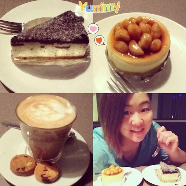#cafélatte#macademiacheesecake#oreocheesecake#käse#kuchen#käsekuchen#lecker#yummy#yum#delizioso#delicious