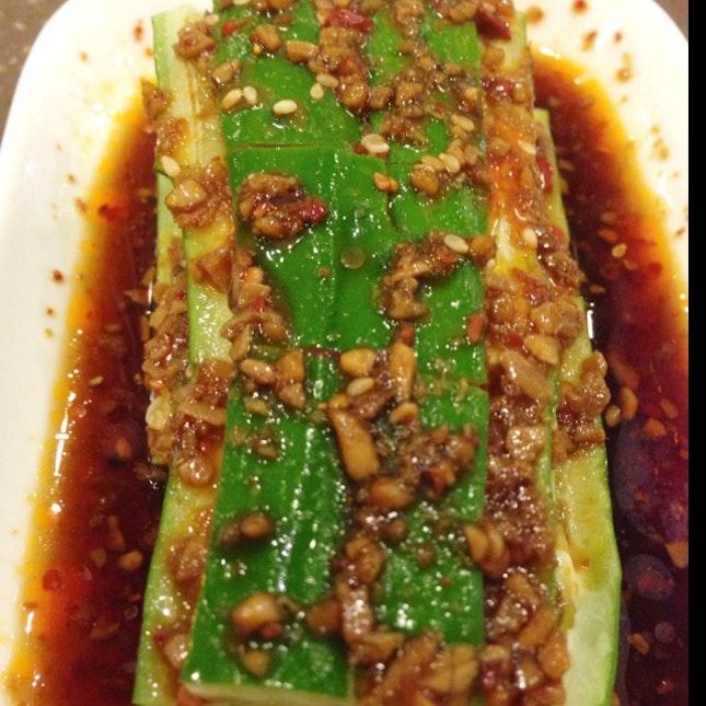 Spicy Cucumber